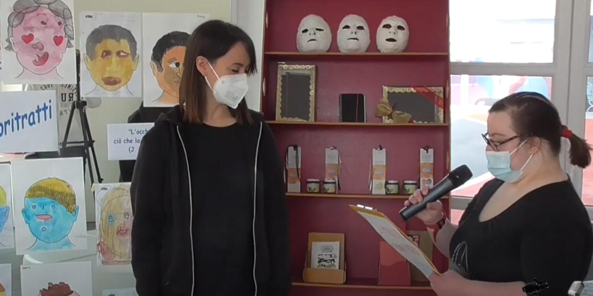 3 minuti con Noi: Il Laboratorio delle Maschere